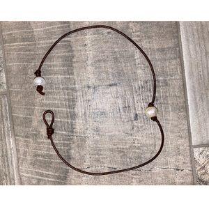 Jewelry - Pearl Choker!